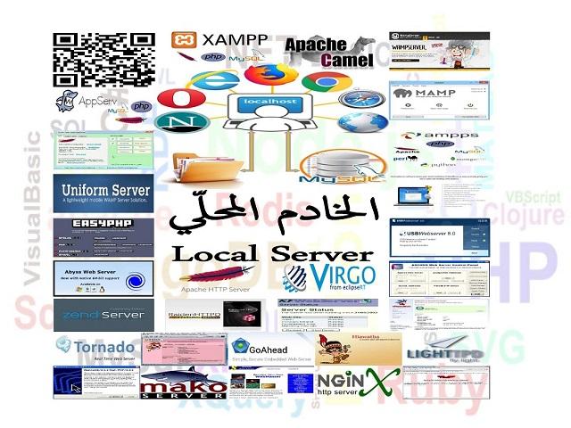 الخادم المحلّي Local Server